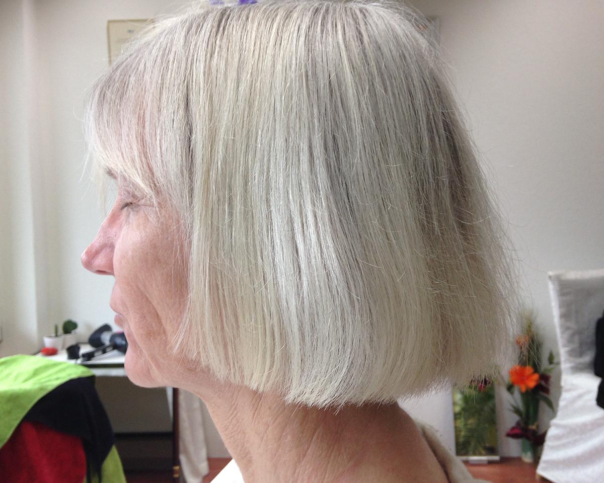 Einblicke von Kundinnen nach dem Hair-Impulsing® bei Judith Fernandez