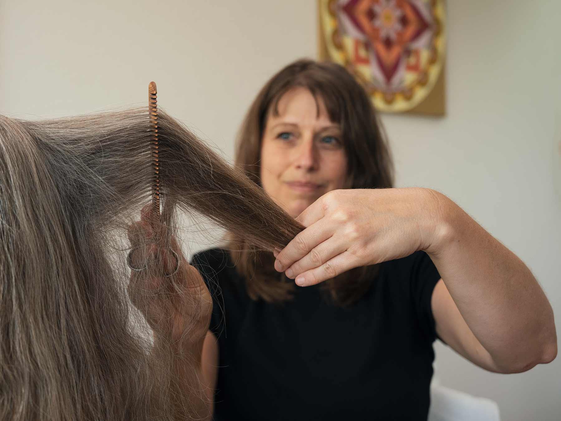 Hair-Impulsing® in Brugg bei Judith Fernandez